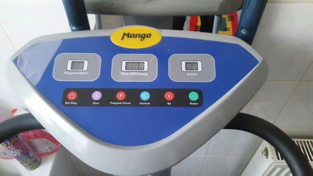 Platforma do ćwiczeń Wibro max mango ujędrniające