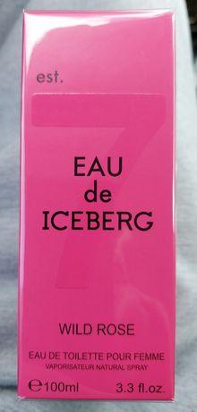 Iceberg Wild Rose oryginał. 100ml. Polecam!!!