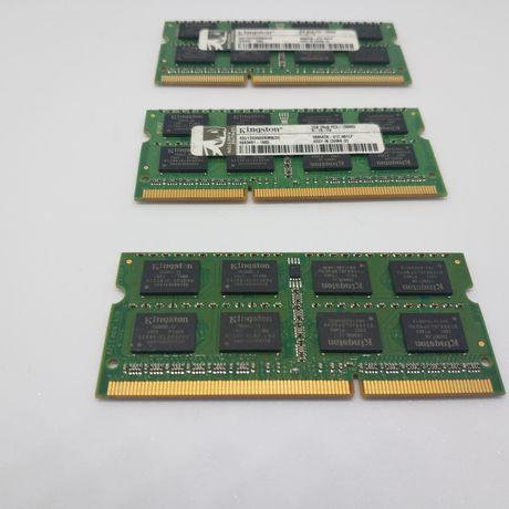 6 GB de Memória Ram Kingston DDR3 10600S