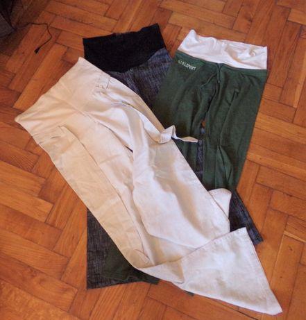 spodnie ciążowe 38