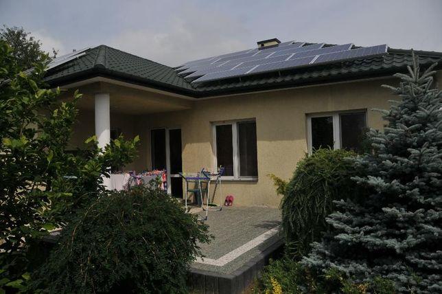 Sprzedam piękny dom parterowy w Brzózie gmina Głowaczów koło Kozienic