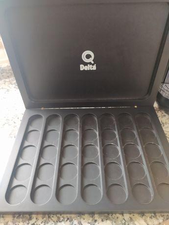 Caixa cápsulas Delta Q