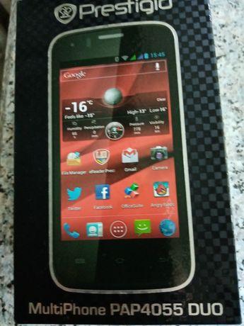 Продам телефон Android Prestigio