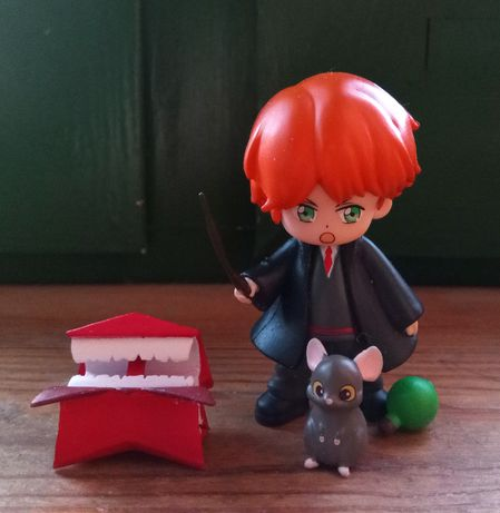 Harry Potter Magical Capsule - figurka Rona