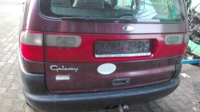 VW SHARAN Galaxy MK1 95-99r. zderzaki lampy błotniki Drzwi uszczelki