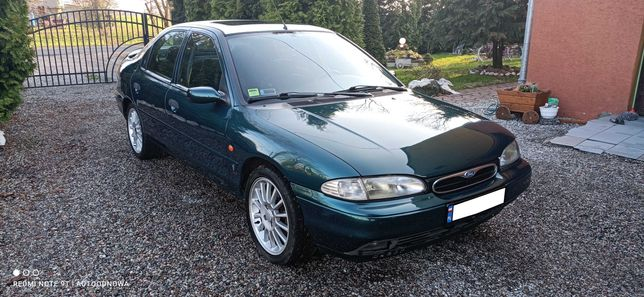 Ford Mondeo 2.0 4x4