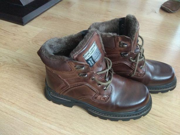 Buty zimowe ciepłe