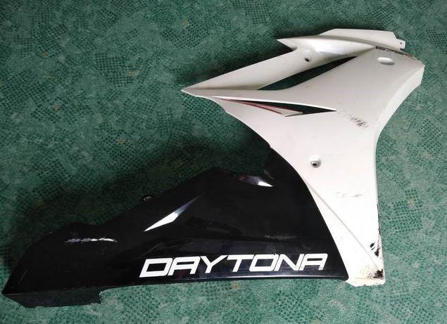 Triumph Daytona 675 - wypełnienie owiewki góra lewe + prawe