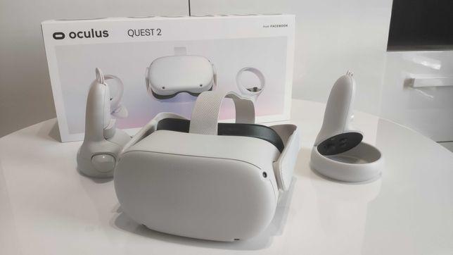 Oculus Quest 2 64GB + akcesoria