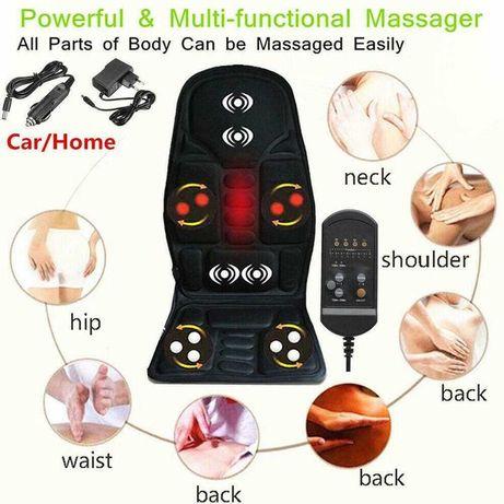 almofada de massagem para pc carro etc...