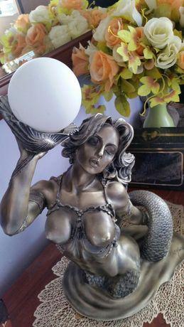 Lampa lampka syrena elegancka gabinet klasyk design kolekcja Monte