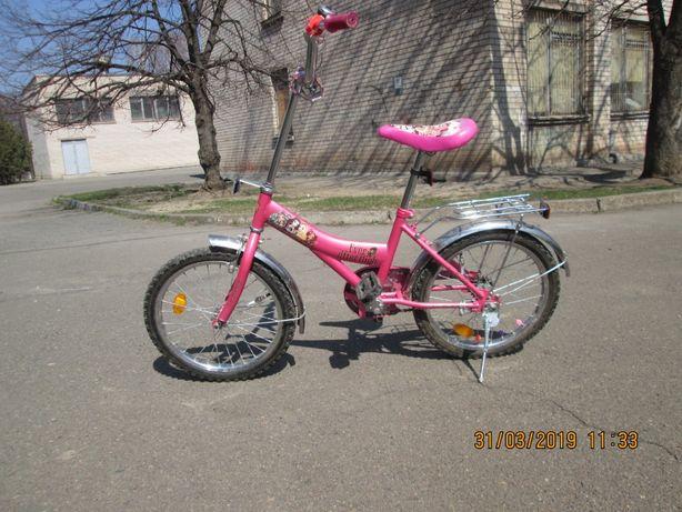Велосипед доя принцессы