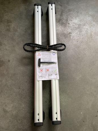 Продам комплект поперечних рейлингів Ауді Q5 8R0071151AB