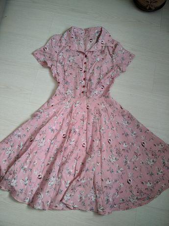 Нарядное, красивое, летнее, вечернее платье