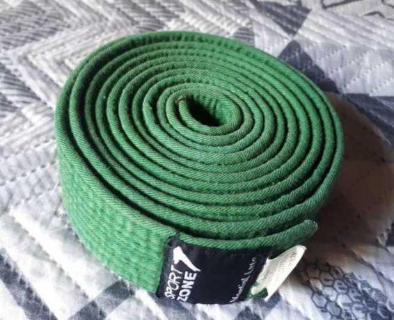 Cinto Verde p/ Artes Marciais, SportZone, 300cm