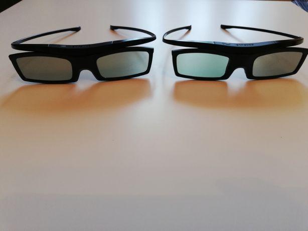 Okulary aktywne 3D Samsung SSG-5100GB