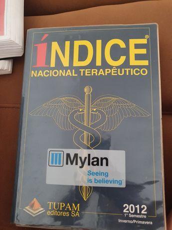 Índice nacional terapêutico 2012