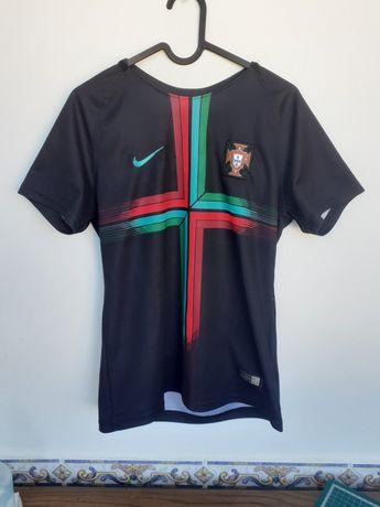 Camisola seleção Portugal 2018 Nike Authentic numerada. Tamanho14