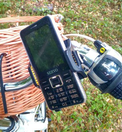 Держатель для телефона на руль велосипеда - Letdooo GEP-2