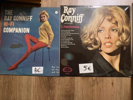 Vinis ray conniff