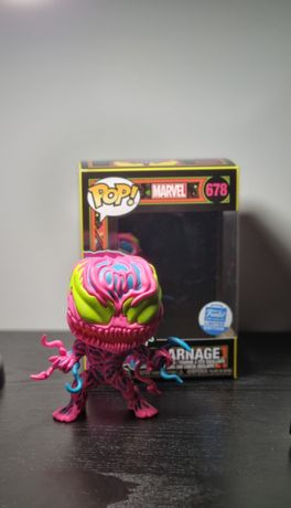 Carnage Funko Pop Limited Edition