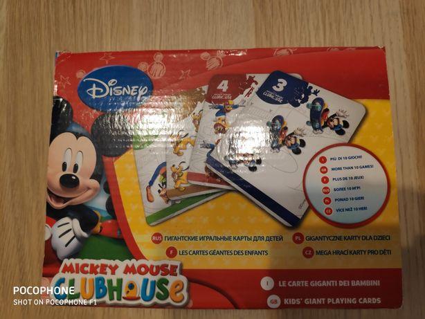 Gigantyczne karty dla dzieci