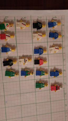 Ludziki figurki lego city