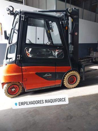 Empilhador Linde eletrico  3.000kgs