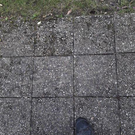 Płytka betonowa żwirek 30x30x5cm z odzysku, 5zl/szt