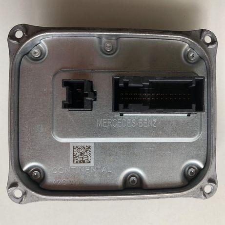 Модуль Фары Блок Управления Фары Mercedes-Benz  LED A 218