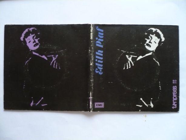 Edith Piaf - zestaw 2 singli, winyle