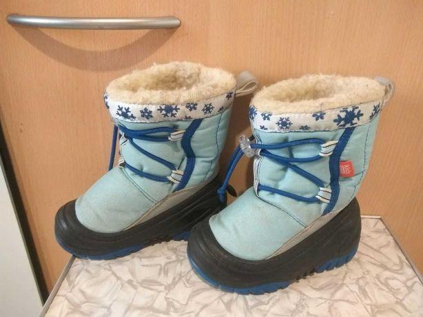 Зимние сапожки Демары