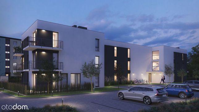 2 Pokoje z Balkonem 38 m² Nowe Mieszkanie