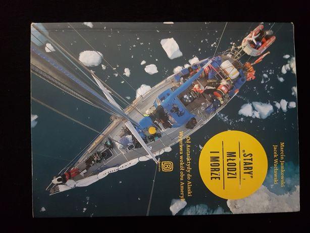 Książka żeglarstwo