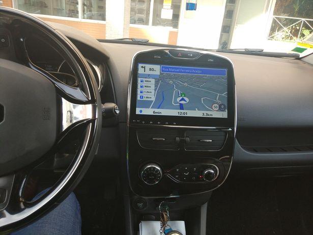 Auto rádio Renault Clio 4 Captur Gps Bluetooth usb wif Android