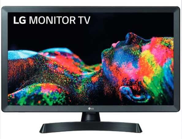 Vendo LG 28TL510V-PZ TV/Monitor HD Ready 28″ para peças (ecra partido)