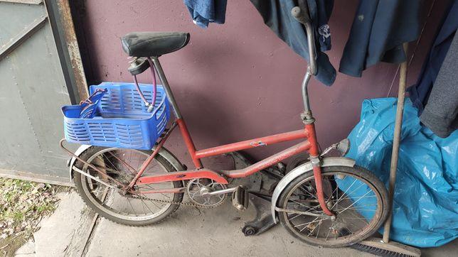 Rower składak oddam