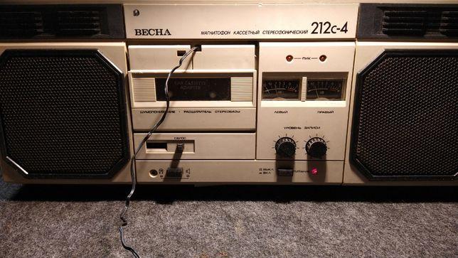 magnetofon becha -212c-4