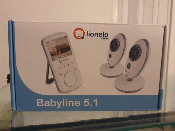 Nowa Niania Elektroniczna Lionelo Babyline 5.1 Sklep - Poznań