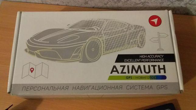 Навигатор Azimuth B75