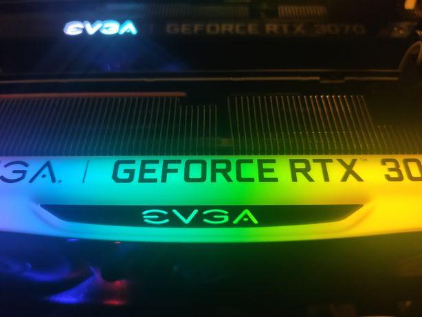 Mining Rig - 5x EVGA RTX 3070
