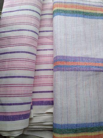 Ткань полотенечная Советского периода