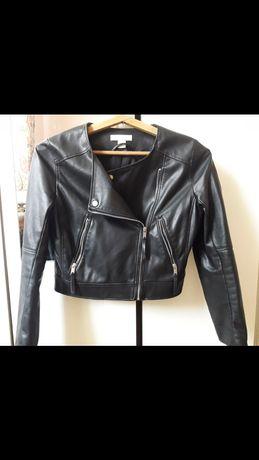 Куртка косуха еко шкіра H&M