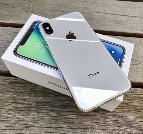 IPhone X 10 256 Silver 64 Space Gray + Гарантия 7 7+ 8 8+ XR XS XS max