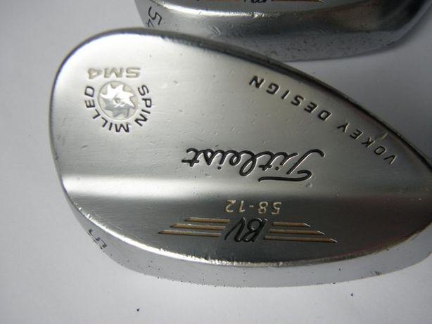 Kije do golfa golfowy wedge TITLEIST 54 58 lewa
