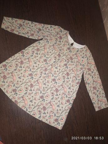 Платье  для девочки Зара