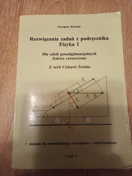 Rozwiązania zadań z podręcznika Fizyka 1
