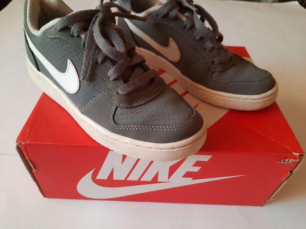 Nike - szare trampki 35