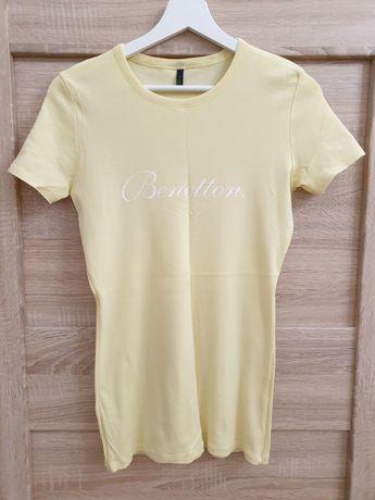 Benetton podkoszulek T-shirt UCB
