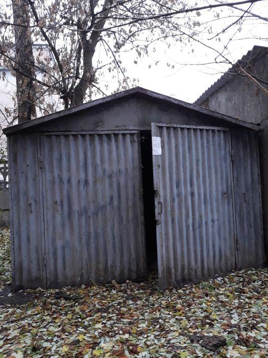 Гараж металлический 3х5 на вывоз Киев - изображение 1